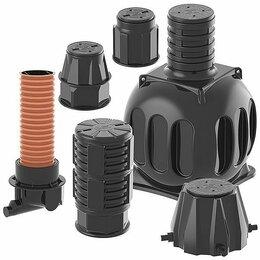 Дренажные системы - пластиковые колодцы для связи, 0