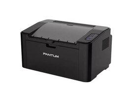 Принтеры и МФУ - Принтер лазерный Pantum P2207 черный, 0