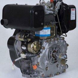 Двигатели - Дизельный двигатель 15 л.с. C192FD с электропуском, 0
