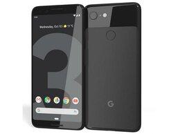Мобильные телефоны - Google Pixel 3 XL 4/64 Black - Новый, 0