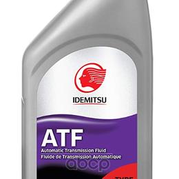 Масла, технические жидкости и химия - Масло Трансмиссионное Atf Type - J (Matic J) 946mл IDEMITSU арт. 30040095750, 0