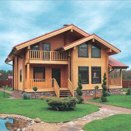 Готовые строения - Дом из клееного бруса 210,7 м2, 0