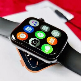 Умные часы и браслеты - Умные часы Apple Watch 6 44 мм (W26+), 0