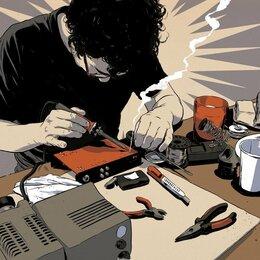 Ремонт и монтаж товаров - Пайка, ремонт плат и разработка электроники, 0