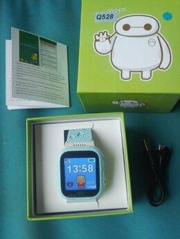 Умные часы и браслеты - Детские умные часы + видеокамера, 0