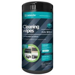 Бытовая химия - Антибактериальные чистящие салфетки Defender CLN 3, 0
