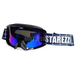 Ботинки - Зимние кроссовые очки Starezzi (Стареззи) SNOW 186 - 900 BLACK MATT, 0