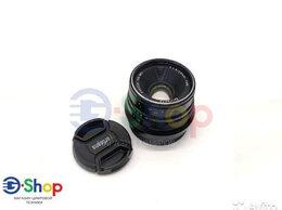 Объективы - Объектив на Canon 7Artisans 25mm F1/8 Eos M, 0