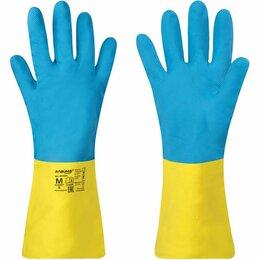 Перчатки - Перчатки неопреновые ЛАЙМА НЕОПРЕН EXPERT, 90…, 0