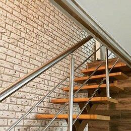 Лестницы и элементы лестниц - Перила из нержавейки для самостоятельной сборки, 0