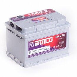 Аккумуляторы  - Аккумулятор автомобильный Mutlu SFB M3 6СТ-60.0…, 0