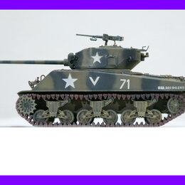Сборные модели - 1/35 модель танка 76 мм М4 Шерман США Вторая мировая война 1/35, 0