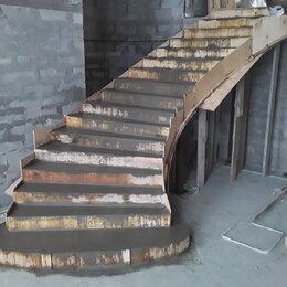Архитектура, строительство и ремонт - Лестницы  бетонные  монолитные   , металлические в  дом  ., 0
