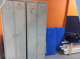 Мебель для учреждений - Шкафы металлические в раздевалку, 0
