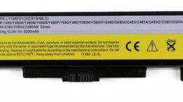 Аксессуары и запчасти для ноутбуков - Аккумулятор для ноутбука Lenovo IdeaPad P585…, 0