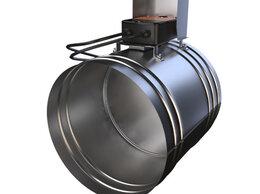 Противопожарное оборудование - Клапан огнезадерживающий козк-1- (60) 200мм, 0