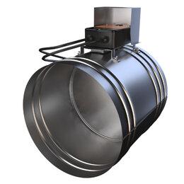 Противопожарное оборудование и комплектующие - Клапан огнезадерживающий козк-1- (60) 200мм, 0