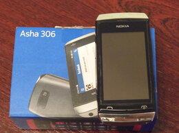 Мобильные телефоны - Продается Телефон сотовый Nokia Asha 306, 0