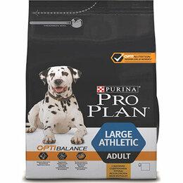 Товары для сельскохозяйственных животных - Корм Purina Pro Plan Athletic для собак крупных по, 0