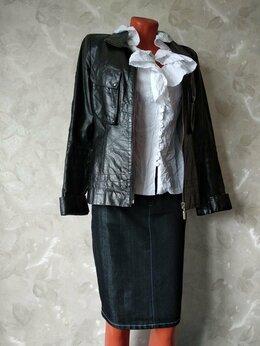 Куртки - Куртка из натуральной  кожи  Bravo , S ( 42 -44 ), 0