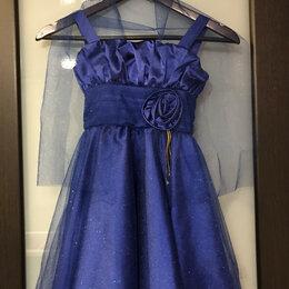 Платья и сарафаны - Праздничное платье на 5-6 лет, 0