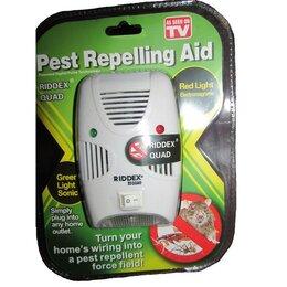 Отпугиватели и ловушки для птиц и грызунов - Электронный отпугиватель грызунов Riddex Pest Repelling Aid, 0