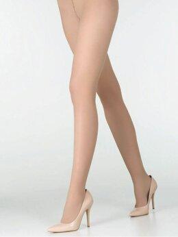 Колготки и носки - Эластичные колготки (Болгария) р.3, винтаж, 0