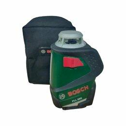 Измерительные инструменты и приборы - Лазерный нивелир Bosch PLL 360, 0