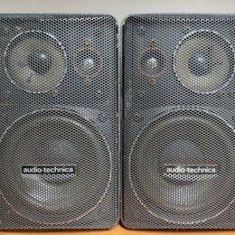 Комплекты акустики - полочная акустика Audio-Technica AP-SP50a. ежедневно. отправка, 0