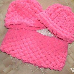Рукоделие, поделки и сопутствующие товары - Принимаю заказы на снуды, шапки и шарфы и комплект, 0