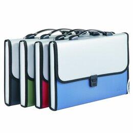 Портфели - Папка-портфель 12 отделений с ручке на замке…, 0