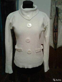 Свитеры и кардиганы - свитер белый, 0