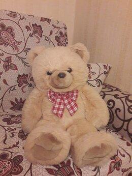 Мягкие игрушки - Плюшевый мишка медведь новый, 0