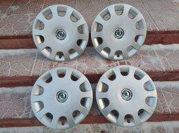 Прочие аксессуары  - Skoda octavia Колпак колеса 1U0601147E, 0