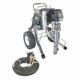 Электрические краскопульты - Аппарат окрасочный безвоздушного распыления AktiSpray AvS-6001HD, 0