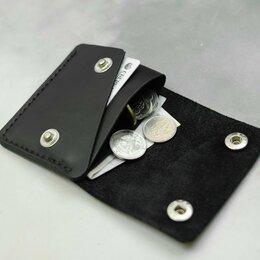 Кошельки - Компактное портмоне. Шью из кожи, 0