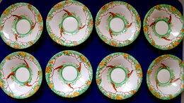 Тарелки - Коллекционные тарелки Thomas Forester 1925-1930-е, 0
