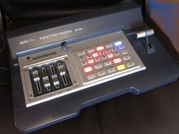 Световое и сценическое оборудование - Цифровой видеомикшер DataVideo SE-500, 0