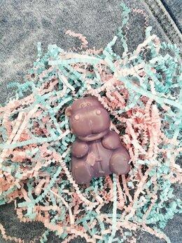 Мыло - Мыло ручной работы - Бегемотик, 0