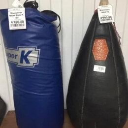 Тренировочные снаряды - Груши боксерские, 0