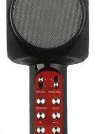 Микрофоны - Беспроводной караоке микрофон WSTER WS-1816 с…, 0