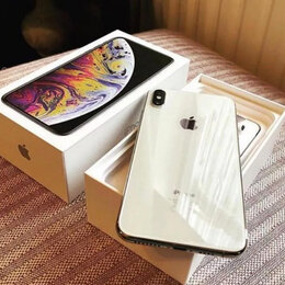 Мобильные телефоны - iPhone XS Max 64 гб/Гарантия/Чек/2 sim, 0