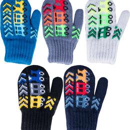 Перчатки и варежки - Котофей Варежки детские 5 цветов 07721083-10, 0