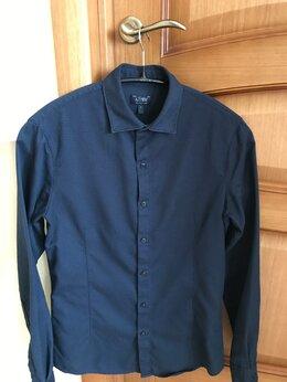 Рубашки - Рубашка мужская AJ Armani оригинал размер S, 0