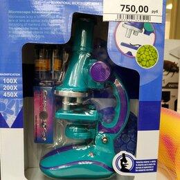 Детские микроскопы и телескопы - Детский микроскоп, 0