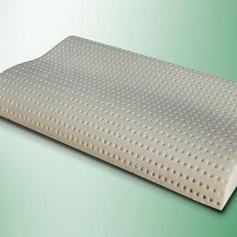 Массажные матрасы и подушки - Латексная подушка с памятью, 0