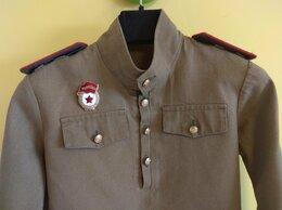 Военные вещи - Военная форма ВОВ ркка,обр 1943 г. на 9-13 лет, 0
