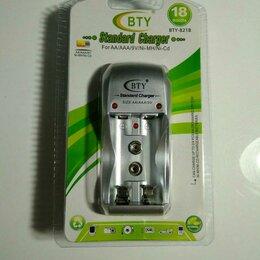 Зарядные устройства и адаптеры питания - Зарядное устройство для акб AA/AAA BTY N-821B, 0
