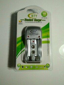 Зарядные устройства для стандартных аккумуляторов - Зарядное устройство для акб AA/AAA BTY N-821B, 0