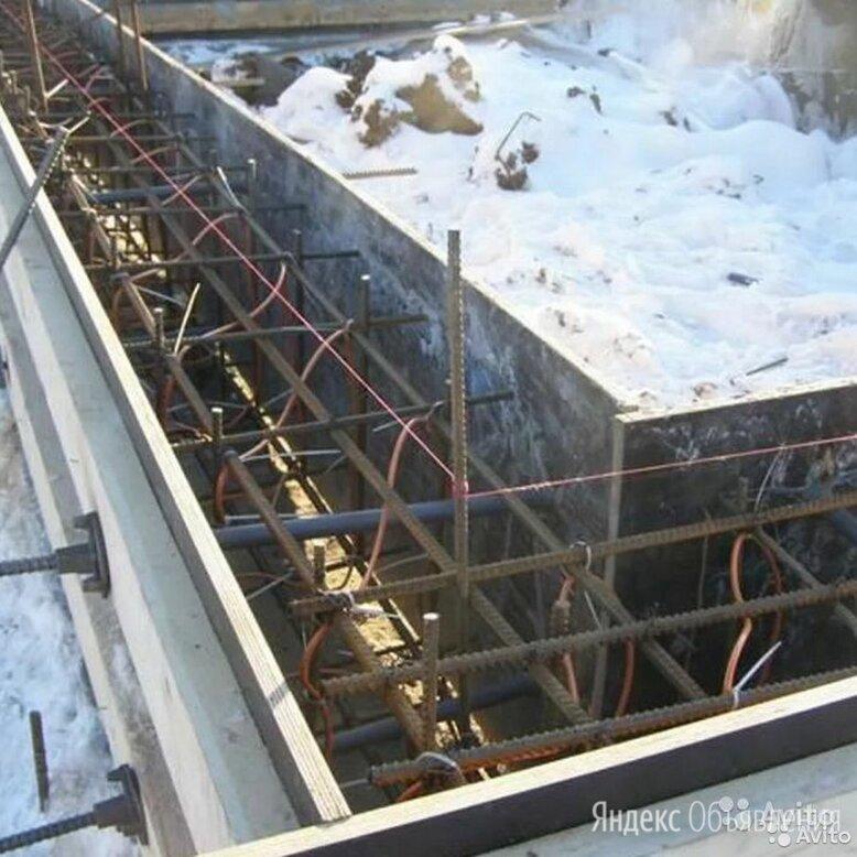Кабель для прогрева и обогрева бетона кдбс 40-3 по цене 950₽ - Кабели и провода, фото 0